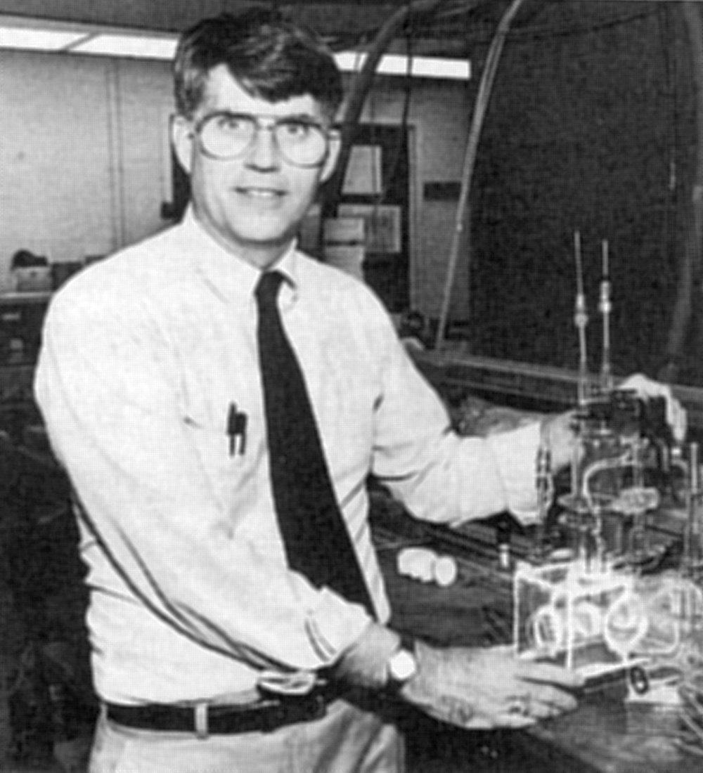 PROFESSOR gEORGE FLYNN
