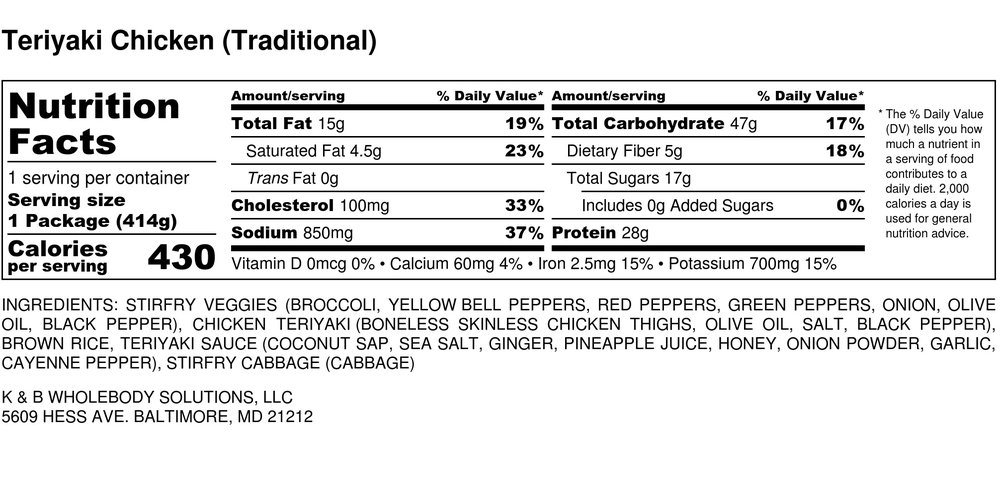 Low Calorie   Good Source of Dietary Fiber  Excellent Source of Protein  Good Source of Potassium  Good Source of Iron