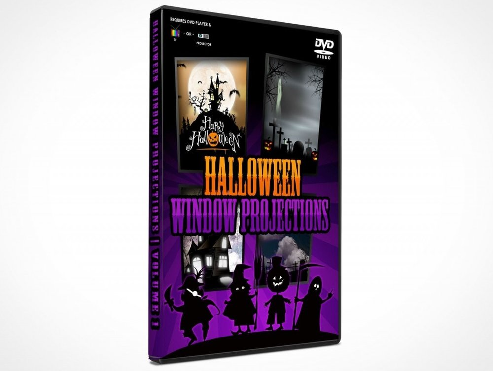 halloween dvd loops