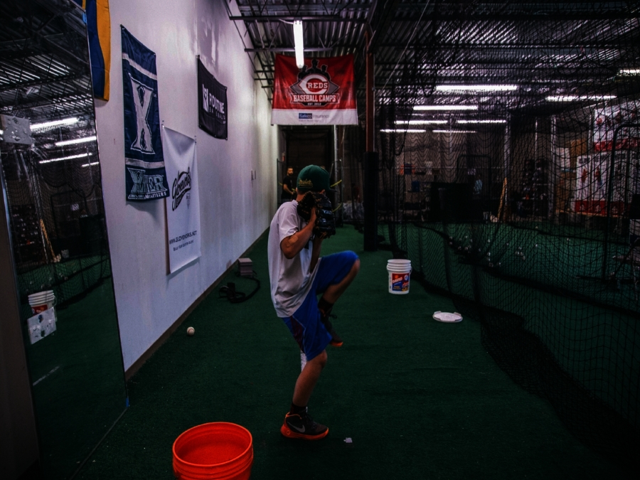 Youth Pitching Training (13U) -