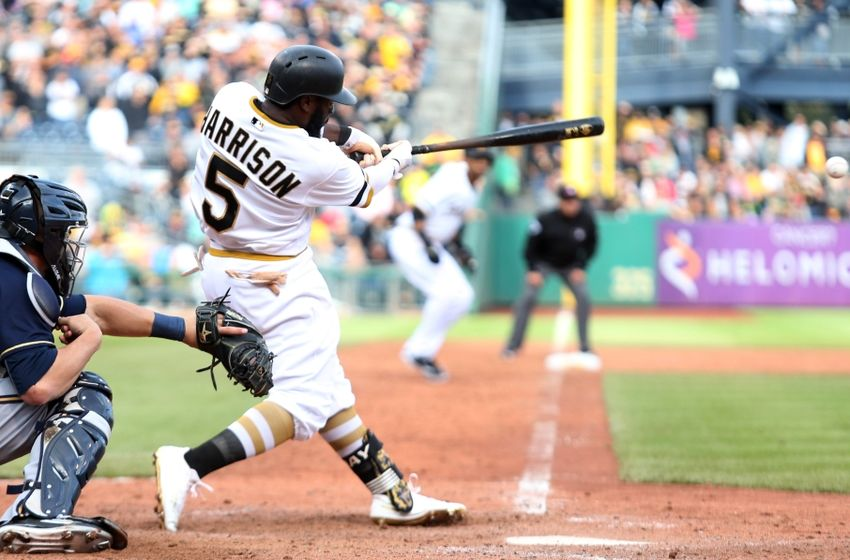 Josh Harrison  Pittsburg Pirates