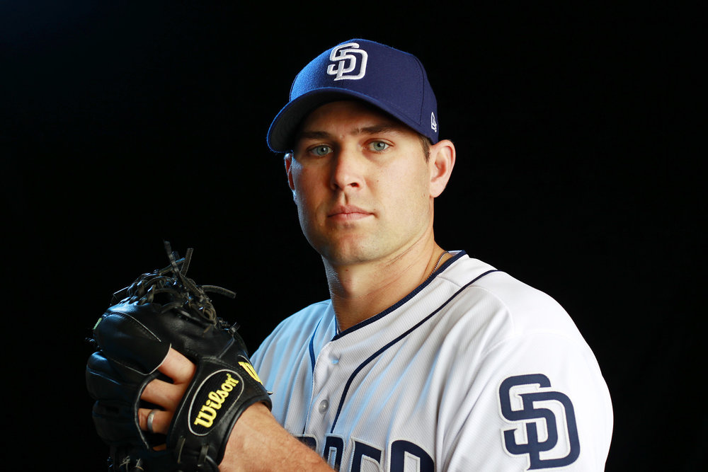 Craig Stammen  Nationals - Indians -  Padres