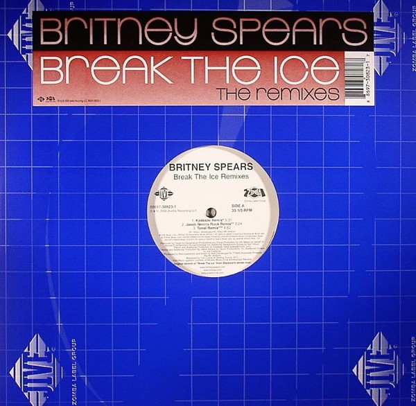 "Britney Spears ""Break The Ice (TONAL Remix)"" (2007)  • Remix Production, Mixing"