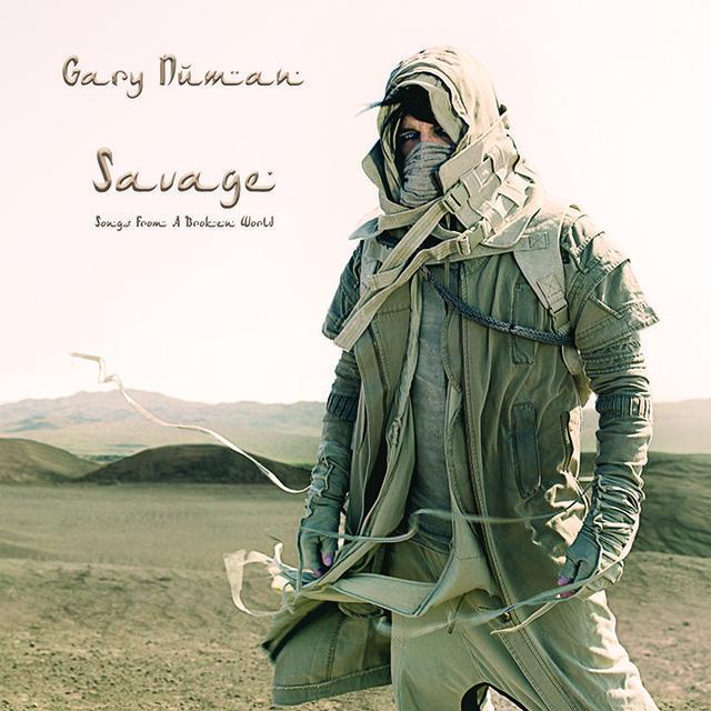 Gary Numan - Savage - Album Art.jpg