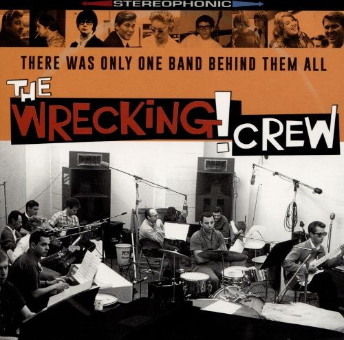 The Wrecking Crew - Soundtrack
