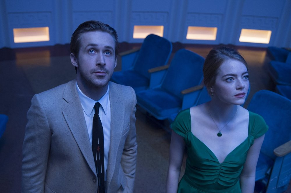 An example of the fantastical color work in  La La Land.