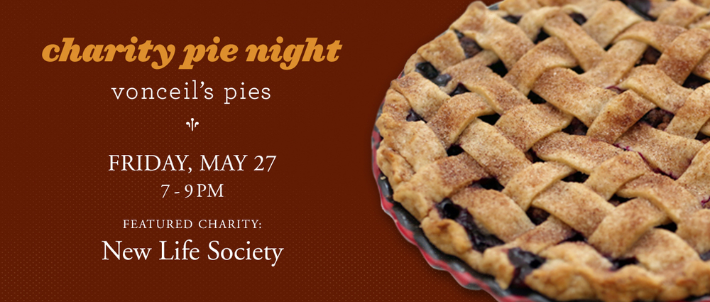 2016-May Charity Pie Night | Practical Art