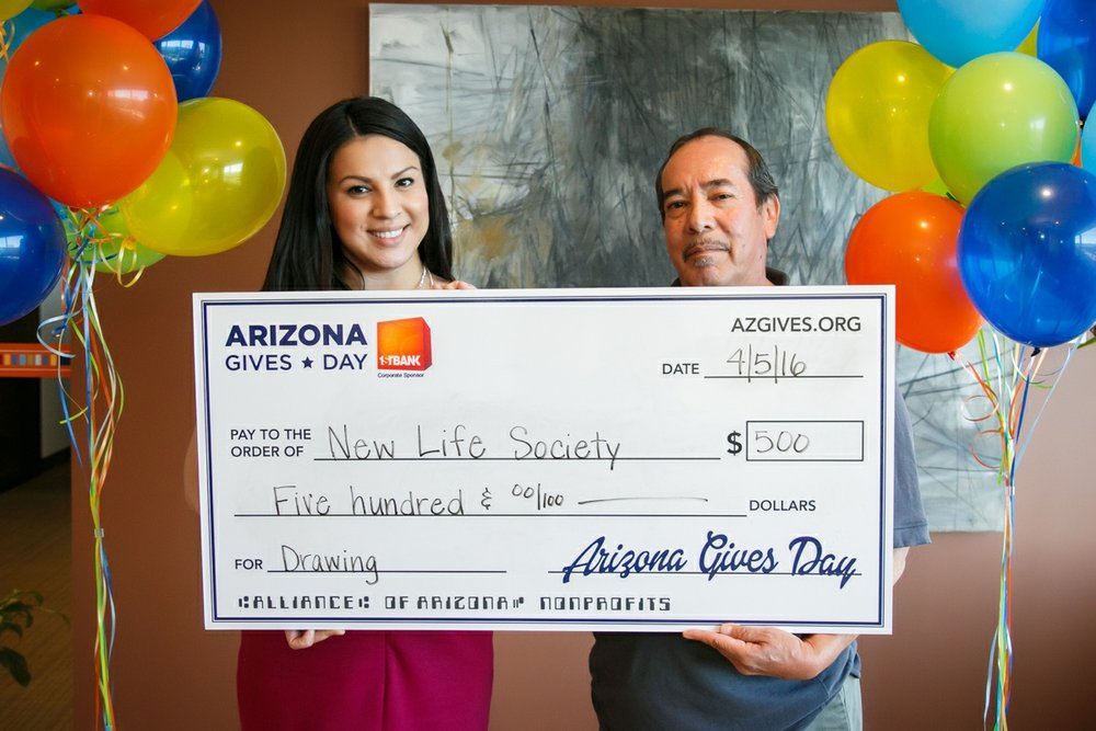 2016-April Arizona Gives Day