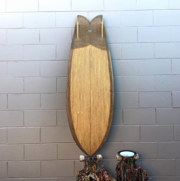 The Greenest Surfboard in Australia..? Ask Bryan Bates