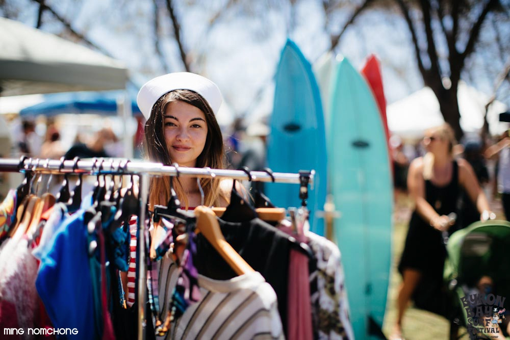 SURF ART MARKETS  PRESENTED BY STONE & WOOD   9:00am - 5:00pm Denning Park    FREE EVENT    The Surf Art Markets are set to kick off at 9am (8:00am for Yoga), Saturday morning, featuring a wide range of the best surfboar craftsmen, artists, fashion designers, thinkers, live music at 3 venues, environmental groups, yummy food & bevs and so much more!