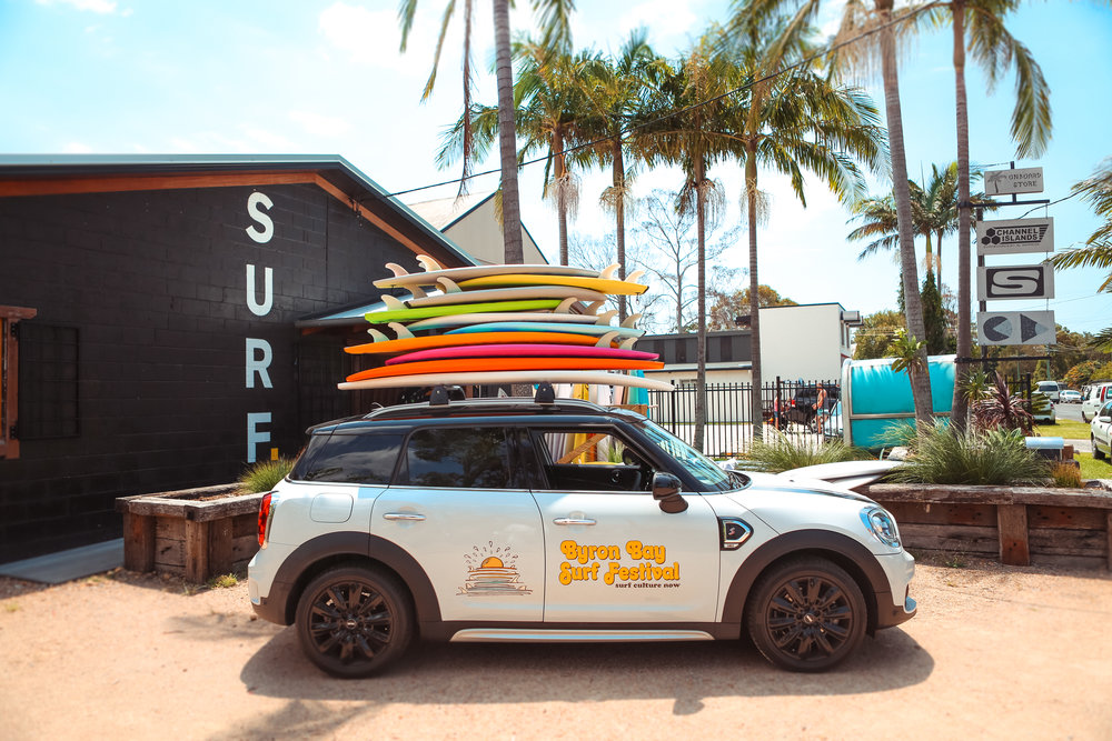MINI, Catch Surf, Onboard Store. Big ups!! 🙌🏽