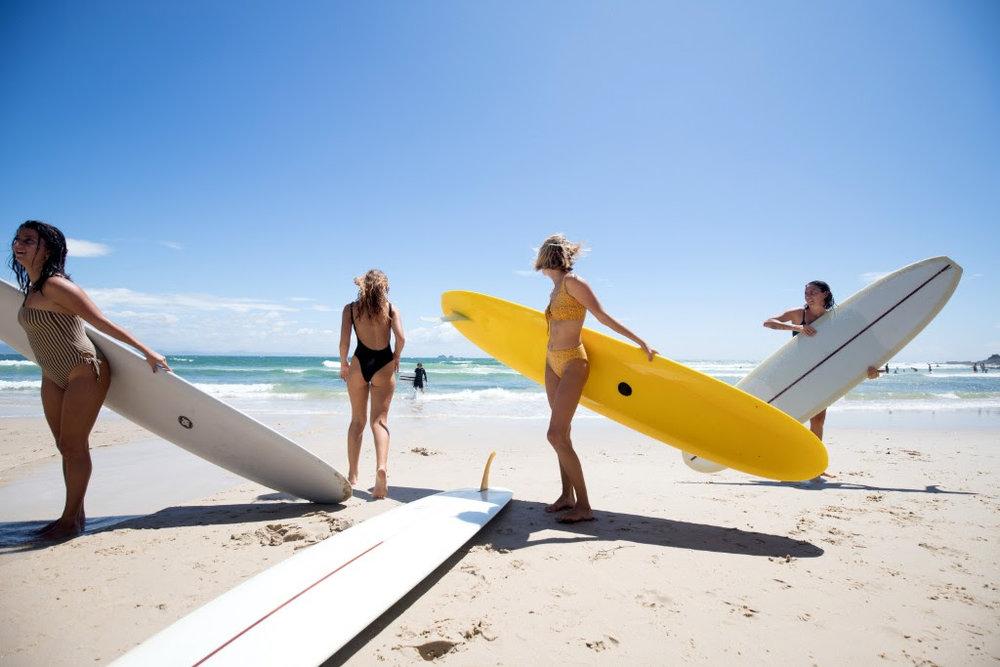 Byron Bay Surf Festival Surf Art Music