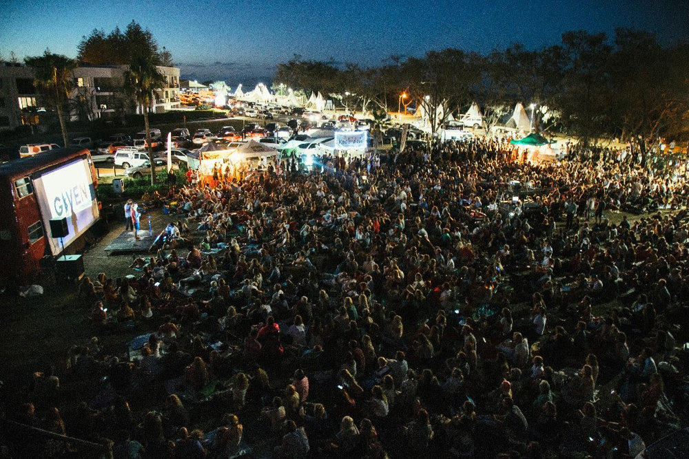 Surfing Art Music Byron Bay Festival Markets Creative Culture