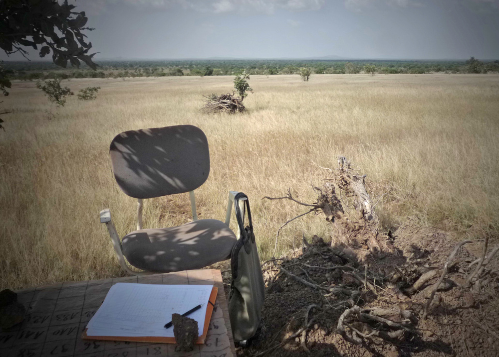 OUTDOOR OFFICE | BURKINA FASO, 2010