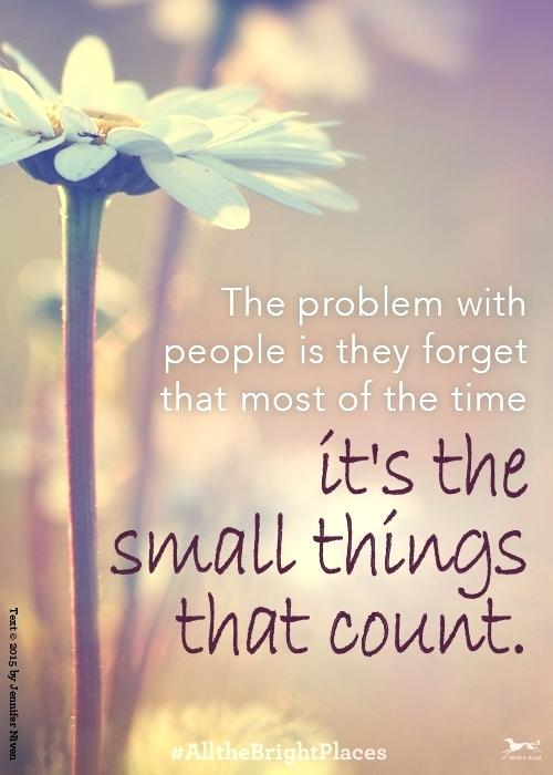 the small things that count.jpg