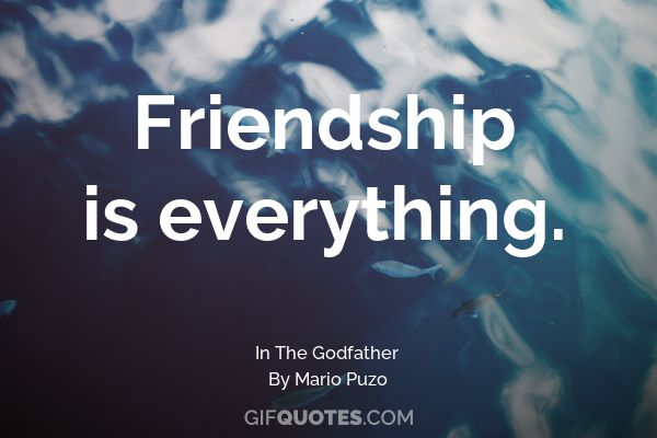 When it starts to feel like your friendship is not enough, remember this! Plus, Friendships usually outlast relationships! ;P
