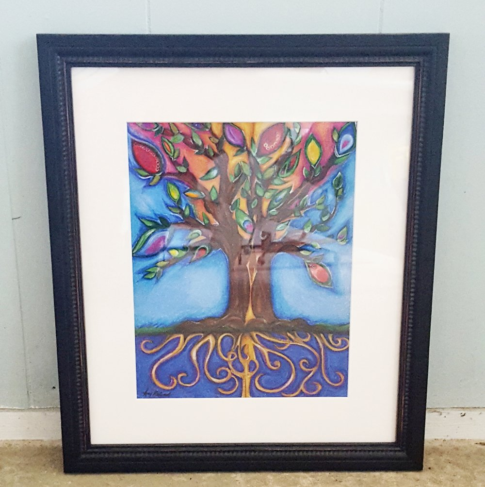 Tree of Life Amy Kalimat