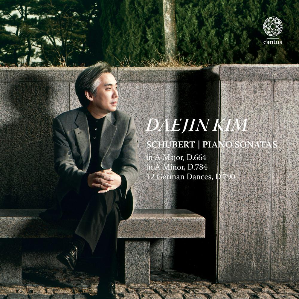 2011   Franz Schubert   Piano Sonata in A Major, D. 664    Piano Sonata in A Minor, D. 784    12 German Dances, D. 790