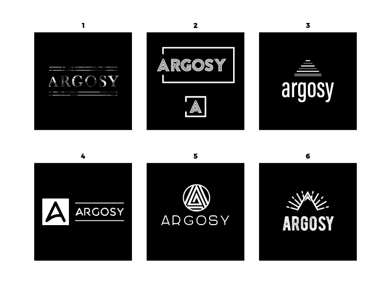 Early logo concepts #01