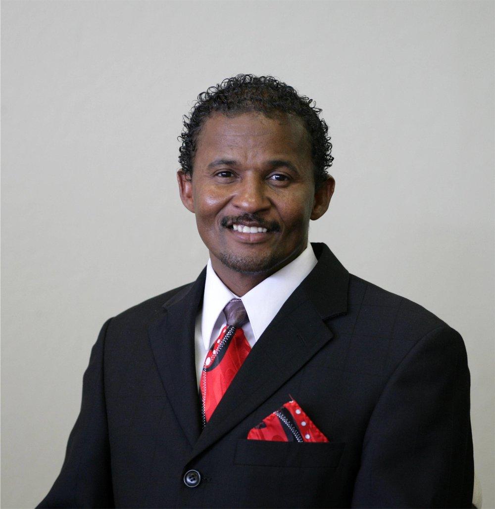 Pastor Darrell Carter