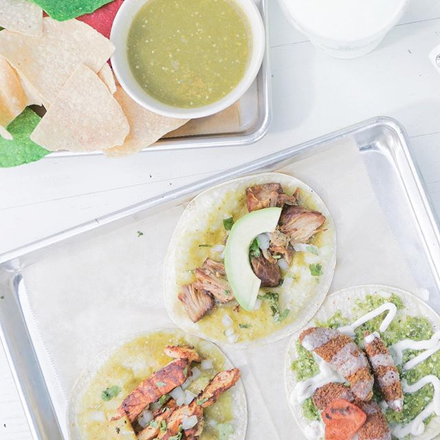 Más tacos por favor!  @cactushousetacos #Taqueria #MidtownTacos
