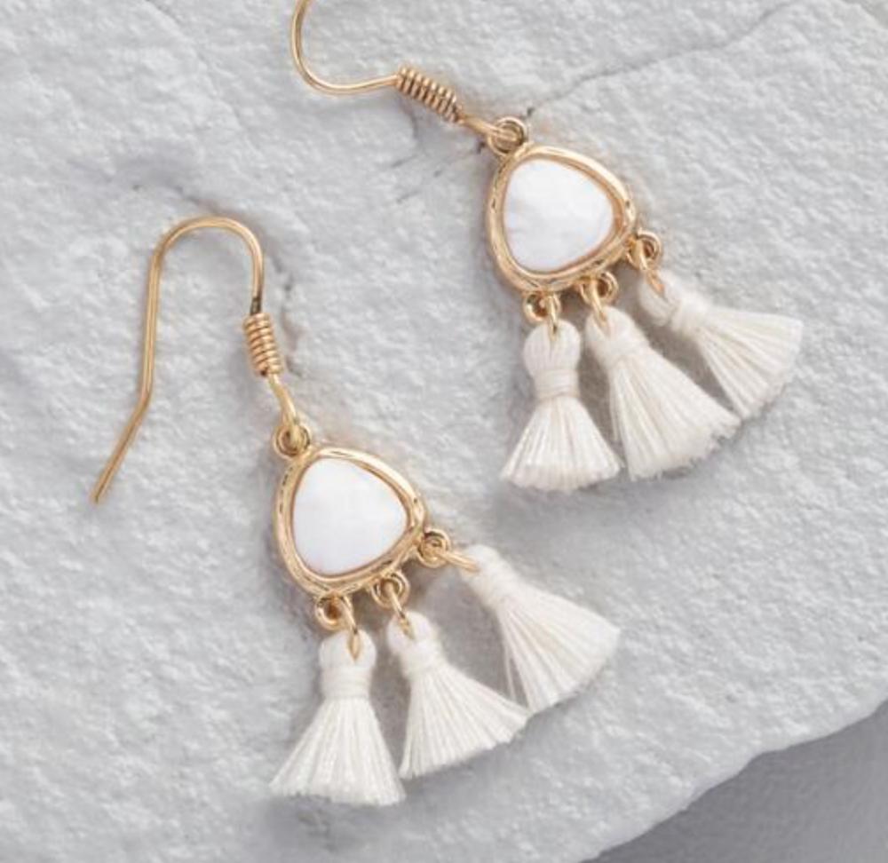 Tassel Earrings -