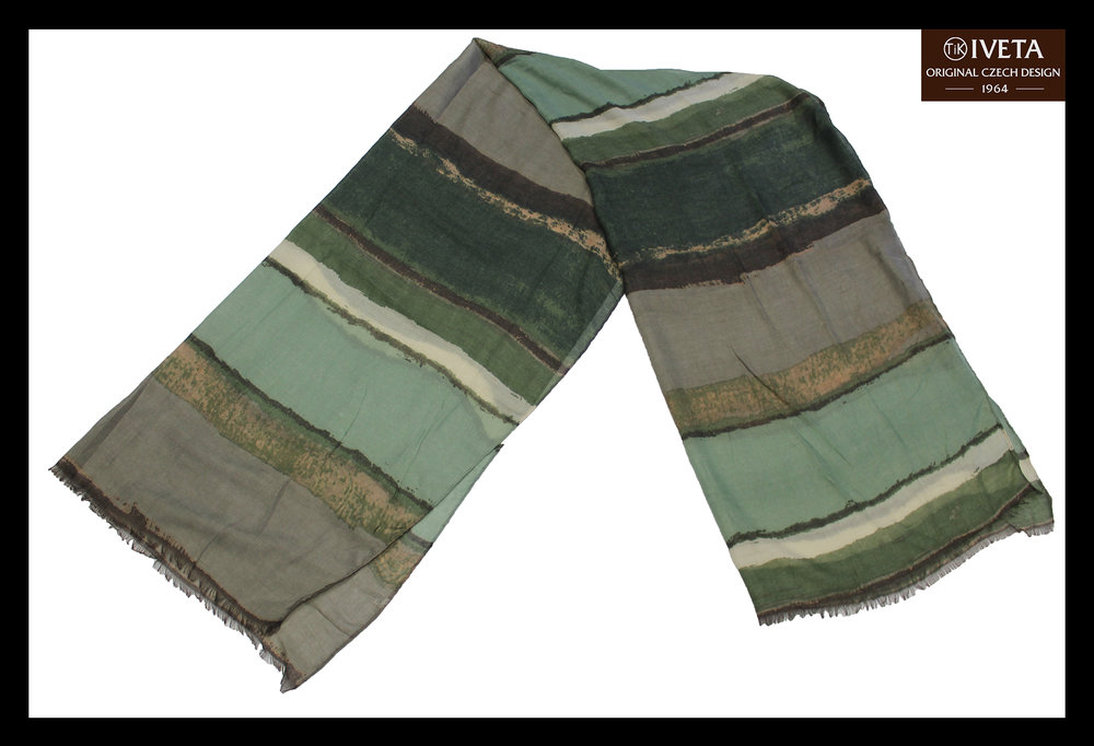 Grey-lightgreen-brown-scarf-fold.jpg