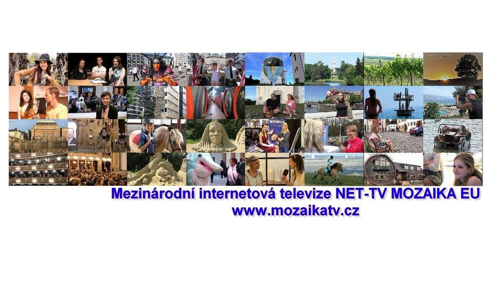 NET-TV MOZAIKA - mezinárodní internetová televize