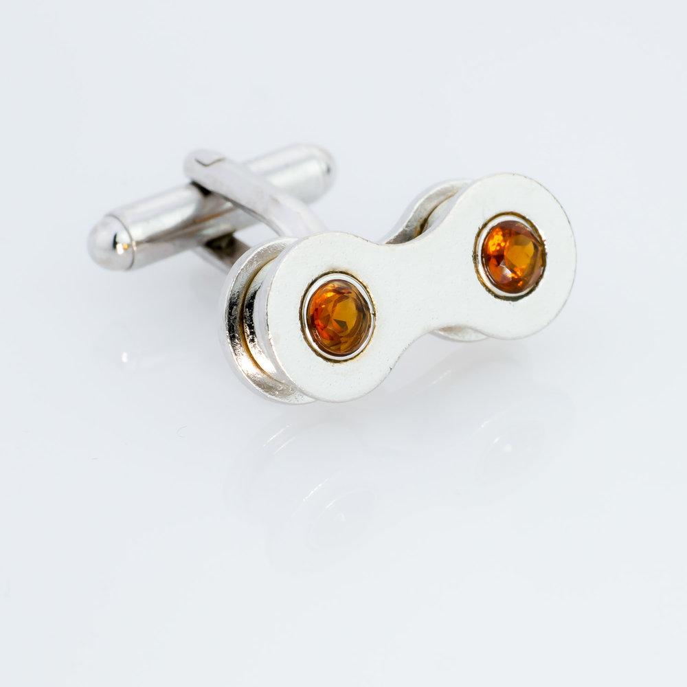 Shop Silver Cufflinks -