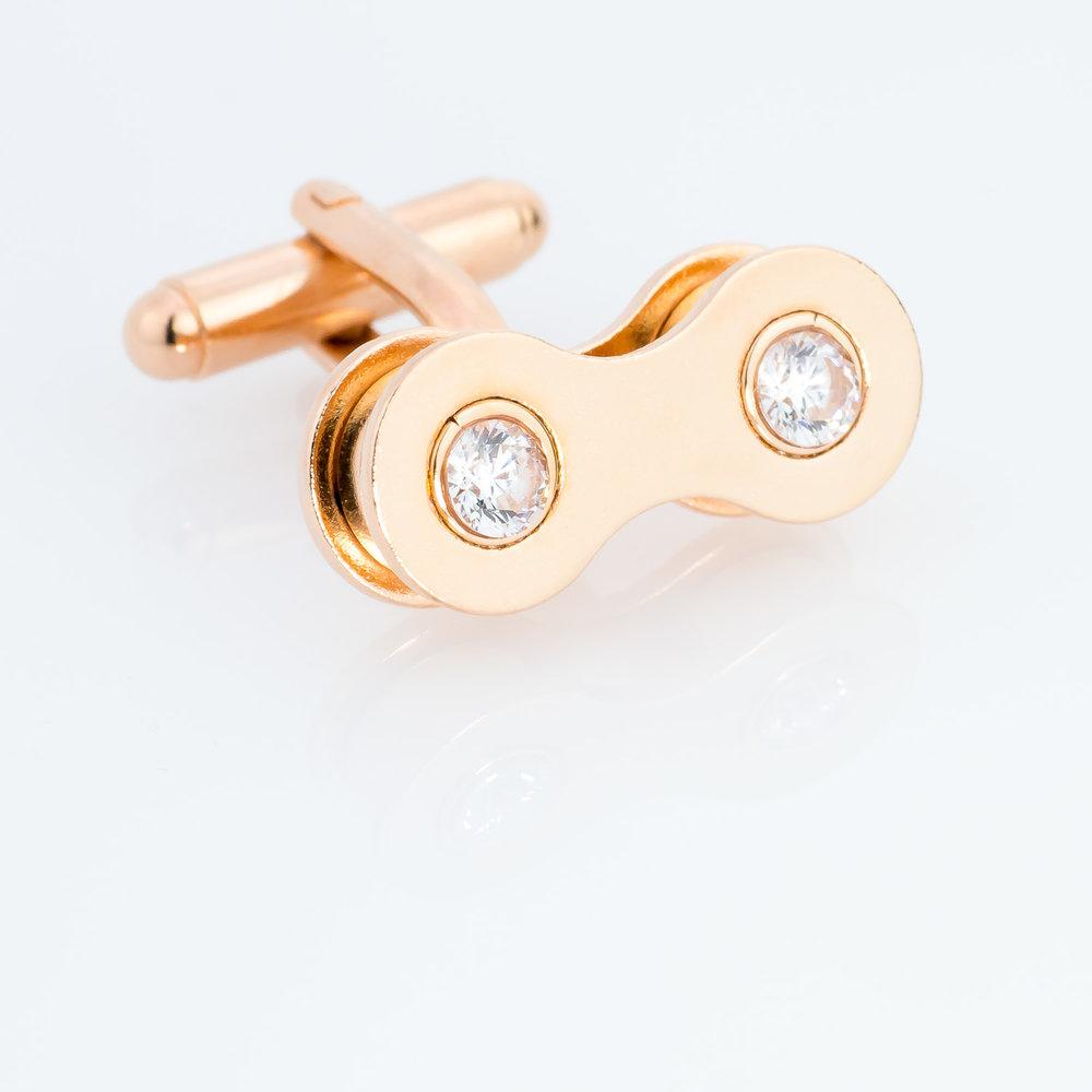 Shop Rose Gold Cufflinks -