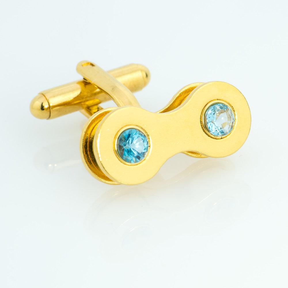 Shop Gold Cufflinks -