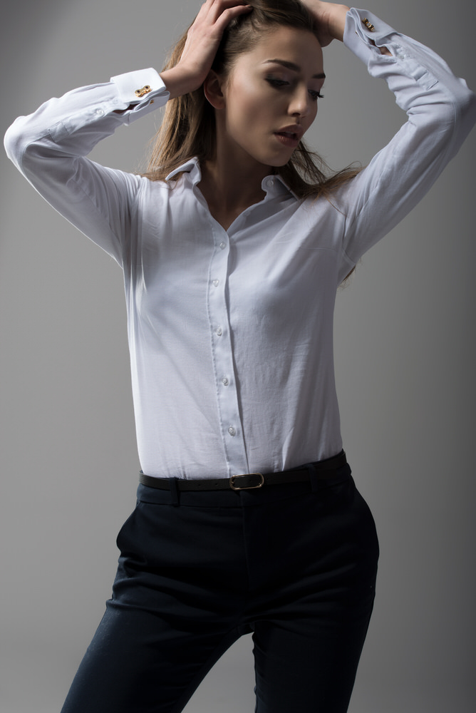 Our women's shirts are ethically sourced.