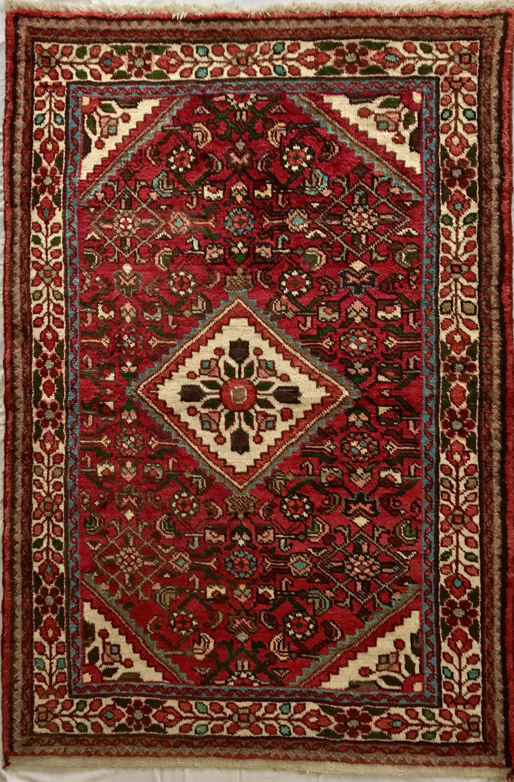 PERSIAN ENGELUS VILLAGE RUG (1.08X1.61)