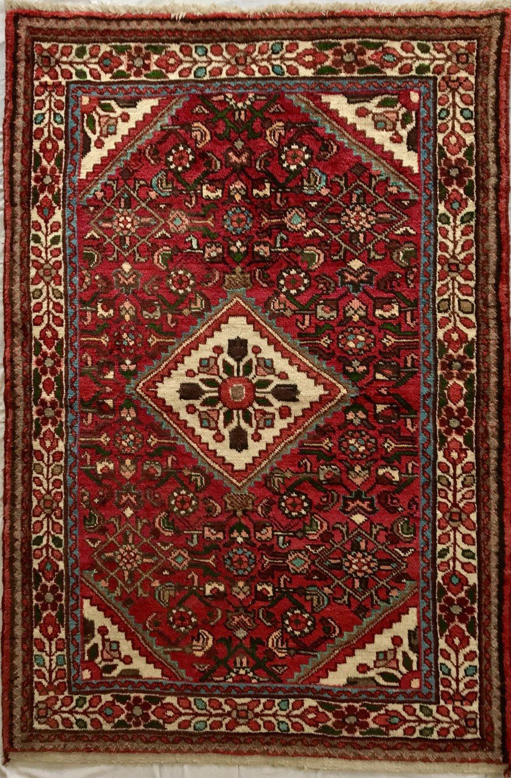 Persian Engelus Village rug (161*108 cm)