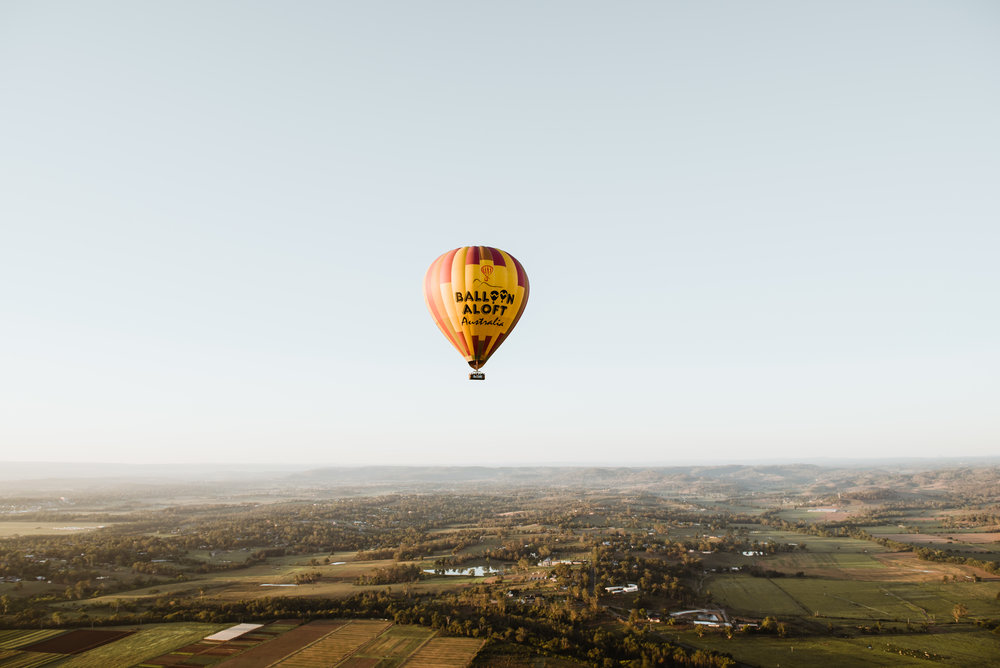 Balloon Aloft