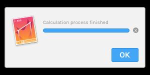 Figure A ) Structure calculation process