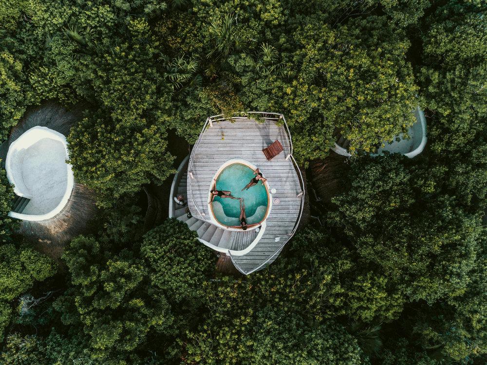 PPP Tulum CASITA pool
