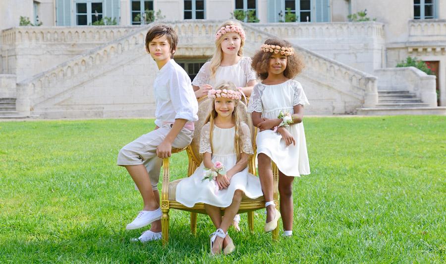 ef8007f5a8d93 LES JOLIS ENFANTS D HONNEUR — blog mariage lifestyle Parisian Inspired
