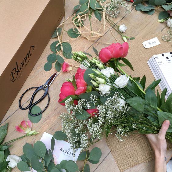 bloom's: des fleurs livrées chez vous