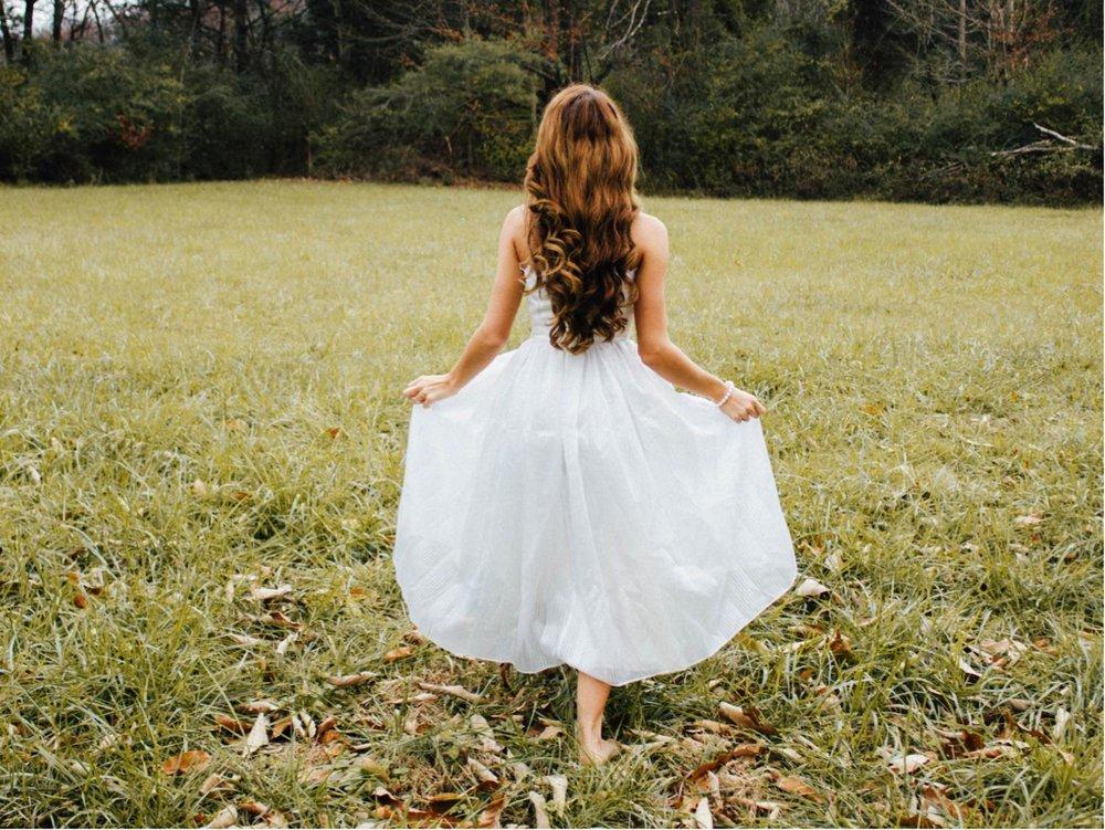 cadeau pour la future mariée: une personal shopper