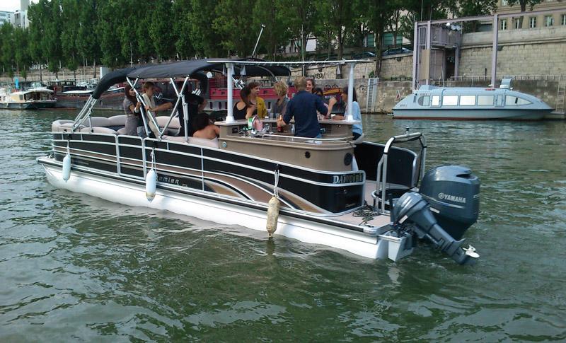 green river cruises: un apéro sur la seine