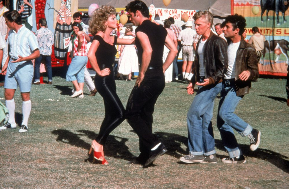 cours de danse  grease