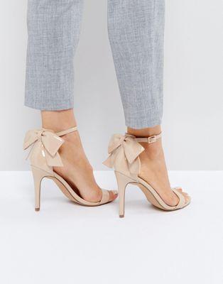 sandales à talons nude 37,99 €