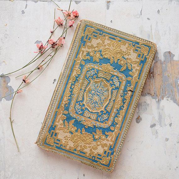 Ancien livre romantique 50€