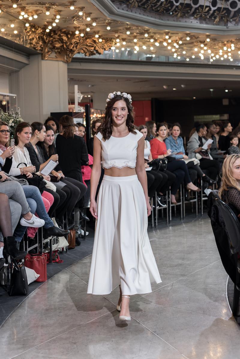 Look 7 - Ensemble Mademoiselle de Guise, top Suzon 1080€, jupe Elia 1980€ au PRINTEMPS MARIAGE.jpg