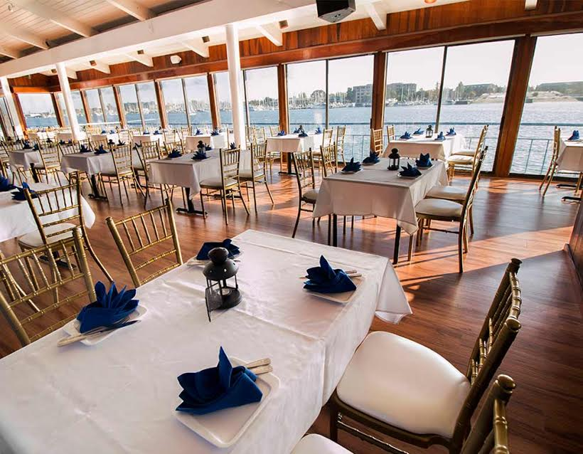 """The Waterfront"" Dining Room - 120 seated"