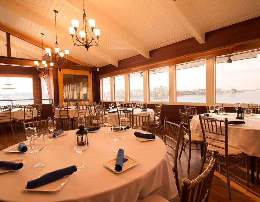 Starboard Hall - 80 seated   Starboard Hall is the perfect reception area, equipped with seating up to 80. Take in break taking views of the harbor and Jack London Square from the windows.