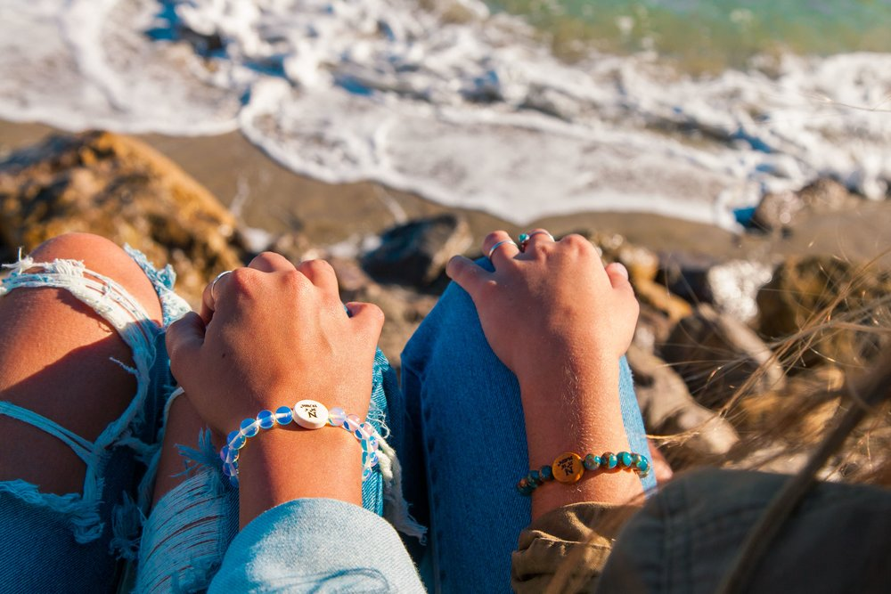Followband Custom Coordinate Bracelets