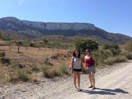 Walking trip through the mountains in Murcia, Spain .jpg