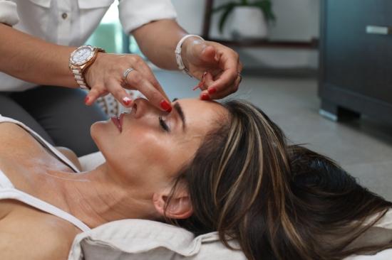 Massage and acupuncture at Tara Casa Retreat centre, Murcia